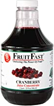 Cranberry Juice Concentrate by FruitFast (32 Ounce)