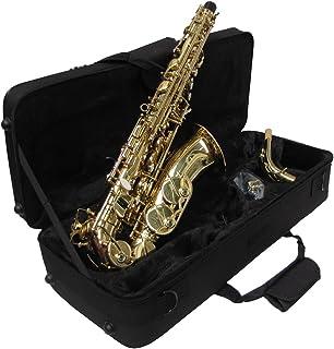 Purcell SAX-AL para saxofón Alto lacado dorado