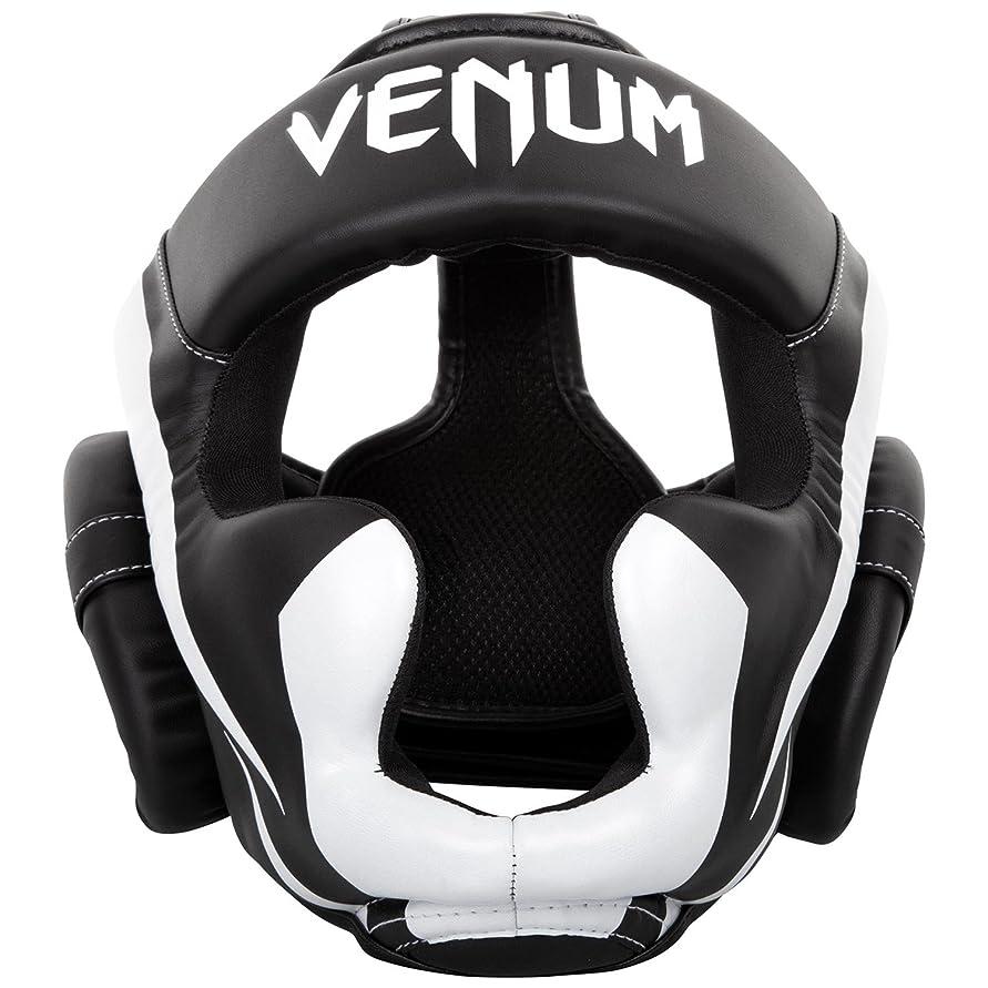 祭り速度皮VENUM[ヴェヌム] ヘッドギア Elite エリート (黒/白)