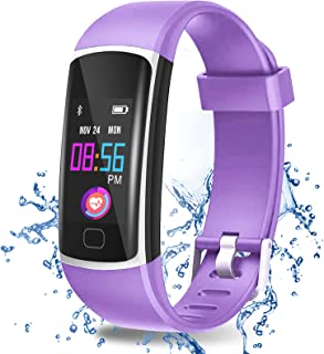 Airbinifit Fitness Tracker, Fitness Tracker Watch, Activity Tracker with Heart Rate Monitor, Waterproof Fitness Watch with...