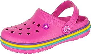 Beppi Mules Enfant - Sabots Été - Chaussures pour Garçons et Filles