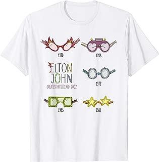 Love Elton Tee John Funny Play Piano Rocketman For Men Women T-Shirt