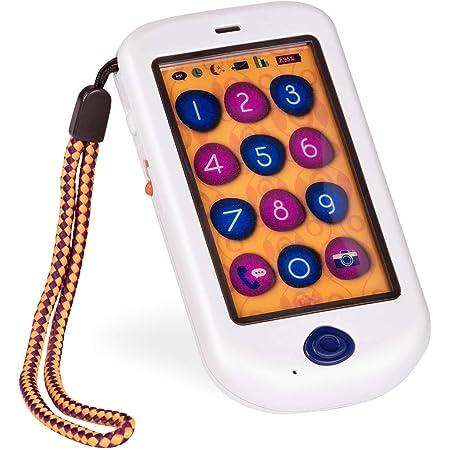 B. toys はじめてのスマホ HiPhone! 携帯電話のおもちゃ ごっこ遊び用スマートフォン 1歳半~ 正規品