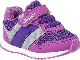 Tênis Bebê Klin Mini Walk Listras
