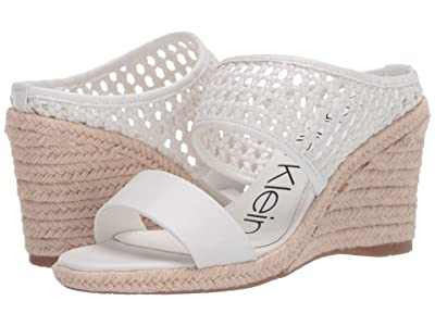 Calvin Klein Brooke (White) Women