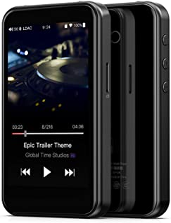 FiiO M6 High Resolution Lossless MP3 Music Player with HiFi Bluetooth aptX HD/LDAC, USB Audio/DAC,DSD/Tidal/Spotify Suppor...