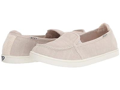 Roxy Minnow VII Slip-On Shoe (Oatmeal) Women