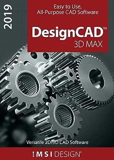 design cad 3d max