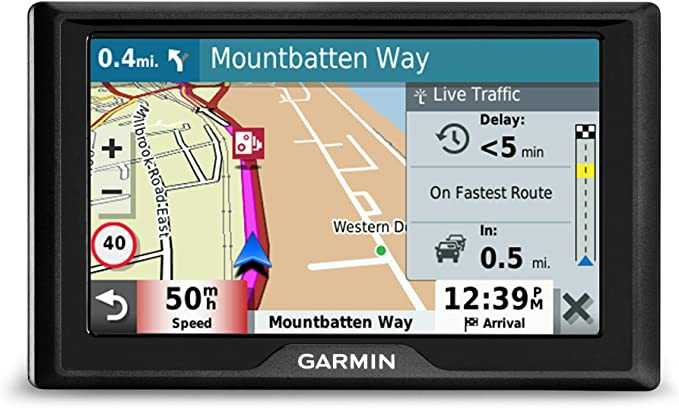 Garmin Drive 52 Eu Navi Rds Europakarten 5 Zoll Display Sicherheitspaket Parkplatzsuche Tripadvisor Pois Amazon Basics Armaturenbrett Halterung Navigation