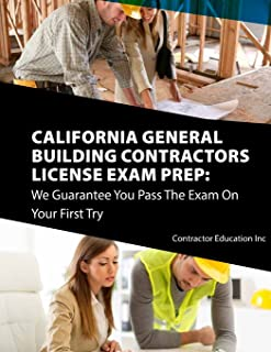 study for contractors license