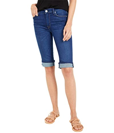 Hudson Jeans Amelia Cuffed Knee Shorts in Shapeless (Shapeless) Women
