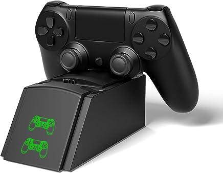 KETAKY PS4 Controller USB Charging Station Dock, PS4...