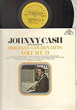 JOHNNY CASH - ORIGINAL GOLDEN HITS VOLUME II - LP vinyl