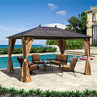 Best gazebo curtains and nets Reviews