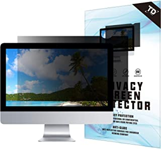 34''W Inch Privacy Screen Filter for Desktop Computer Widescreen Monitor - Anti-Glare, Blocks 96% UV,Anti-Scratch with 21:...