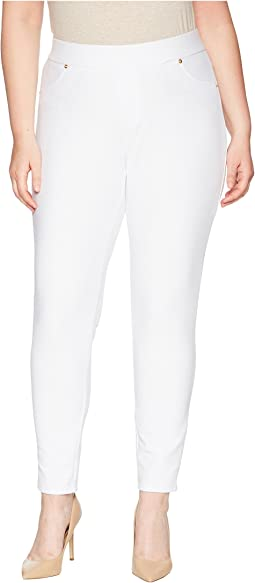 Plus Size Pull-On Leggings