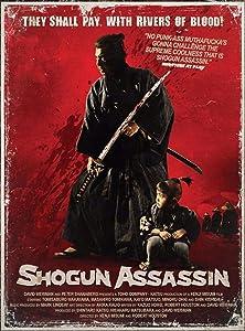 72619 Shogun Assassin Cult Cinema Lone Wolf and Cub Decor Wall 36x24 Poster Print