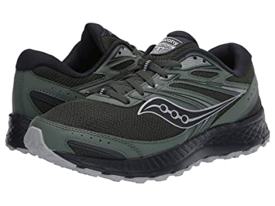 Saucony Versafoam Cohesion TR13 (Green/Black) Men