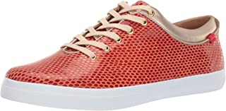 MARC JOSEPH NEW YORK Womens Leather Grand Bleecker Street Sneaker