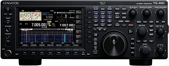 Kenwood TS-890S 100W HF/50MHz Transceiver with Advanced DSP