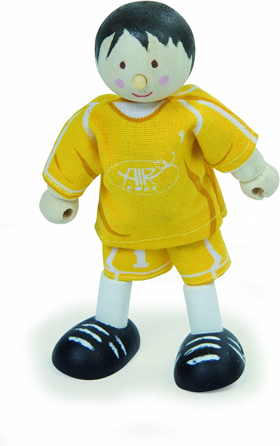 Le Toy Van Goal Keeper 2, Yellow