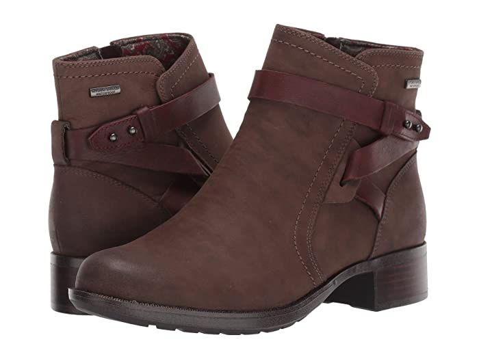 Rockport  Copley Strap Waterproof Boot (Stone) Womens Boots