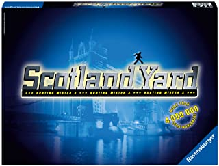 スコットランドヤード (Scotland Yard) Langue:anglais ボードゲーム