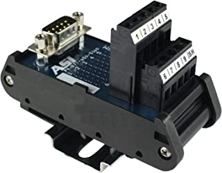 2 Busbars Pack of 2 ASI QBLOK2126 Power Distribution Module 15 Connections 1000V 125 Amp