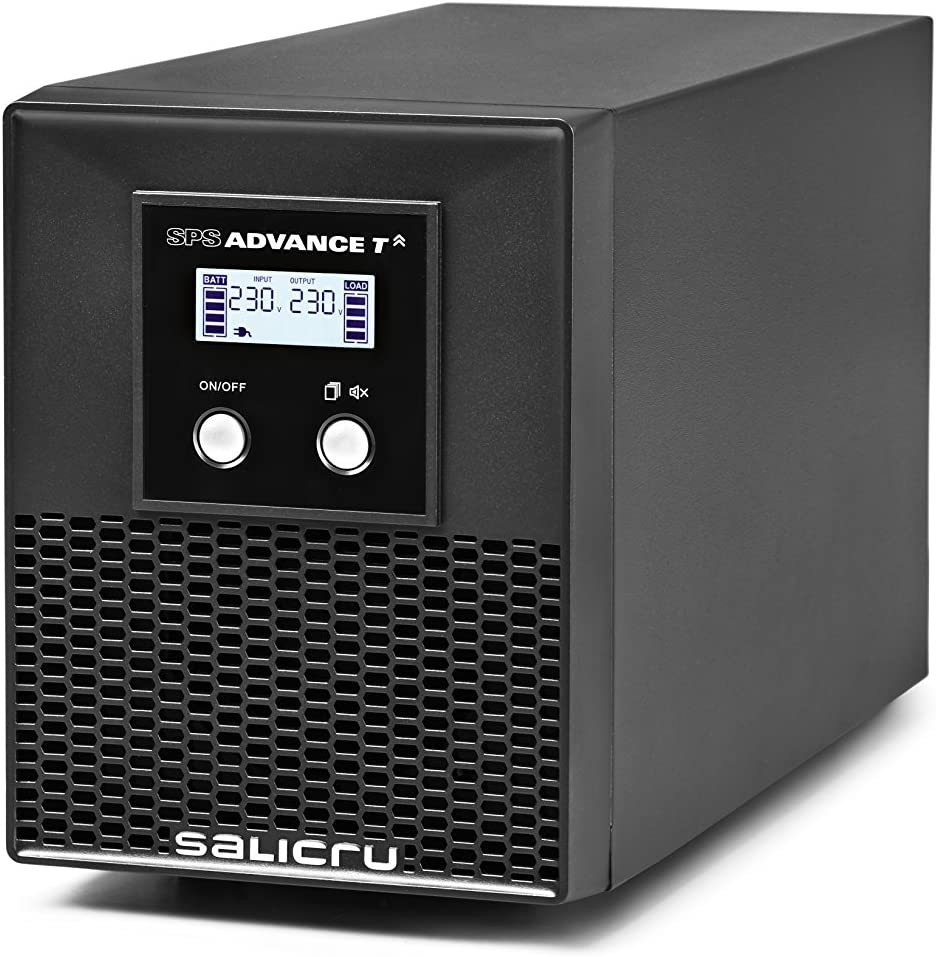 Salicru SPS 2000 Advance t – Sistema de alimentación ininterrumpida (sai/ups) de 2000 va Line-Interactive senoidal Torre.