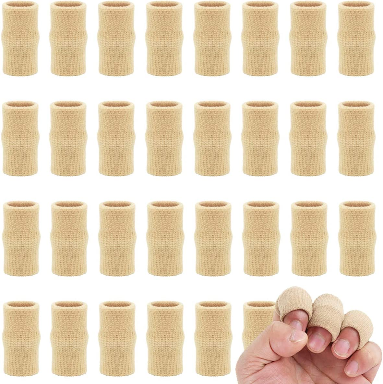 Fansunta Max 76% OFF 30pcs Toe Cushion Tube shopping Sleeves Tubes Corn Soft Gel