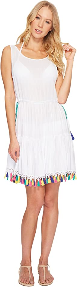 Nanette Lepore Fiesta Short Dress Cover-Up
