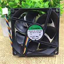 Zyvpee 40x40x20mm AD0424HX-C50 4cm 24V 0.09A 2Wire Inverter Fan