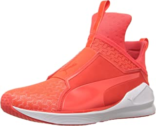 PUMA Women's Fierce Eng Mesh Cross-Trainer Shoe