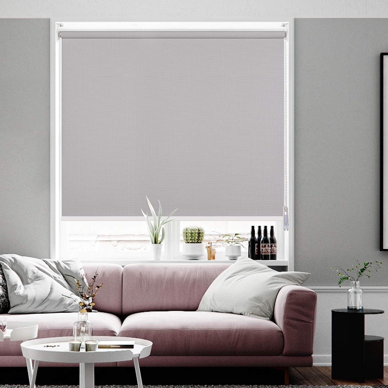 Didoya 4 years warranty 100% Blackout Waterproof Fabric Roller Sale Blin Window Shades