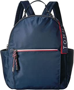 c44924f895bc2 Tommy Hilfiger. Julia Backpack Rugby Nylon.  117.95. Tommy Navy