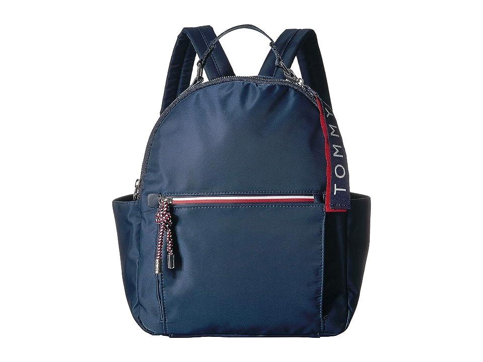 Tommy Hilfiger Lani Backpack (Tommy Navy) Backpack Bags