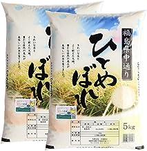 【新米】令和元年産福島県中通り産ひとめぼれ10kg 白米