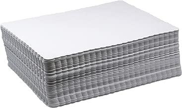 Scalloped Paper Placemats Bulk - Case of 1000 Rectangular Mats - 10