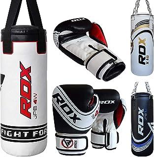 RDX Relleno Saco de Boxeo Niños MMA Muay Thai Kick Boxing