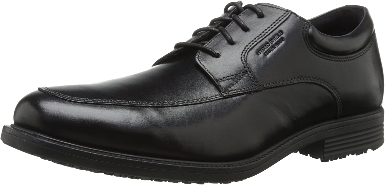 Rockport Chaussures Hommes Esntial DTL WP APRN, 46 N EU, noir