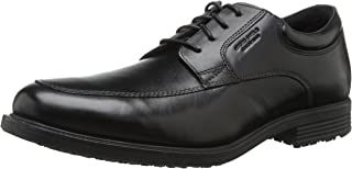 Men's Essential Details Waterproof AprOnToe Oxford