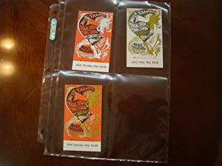 Fillmore West Vintage Music Ticket Procol Harum Kouninos BG 92 1967