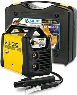 Soldador inverter de electrodo Sil 313 230/50 – 60 accesorios + maletín Deca