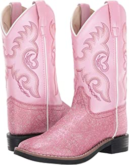 32a58b1f27e Girls Old West Kids Boots Cowboy Boots + FREE SHIPPING | Shoes ...
