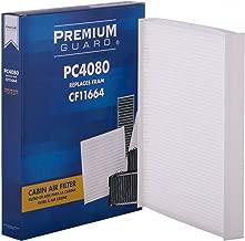 PG Cabin Air Filter PC4080 | Fits 2010 Hyundai Santa Fe, 2011-15 Kia Sorento