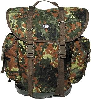 De montaña del ejército de Camuflaje del ejército Mochila de Trekking