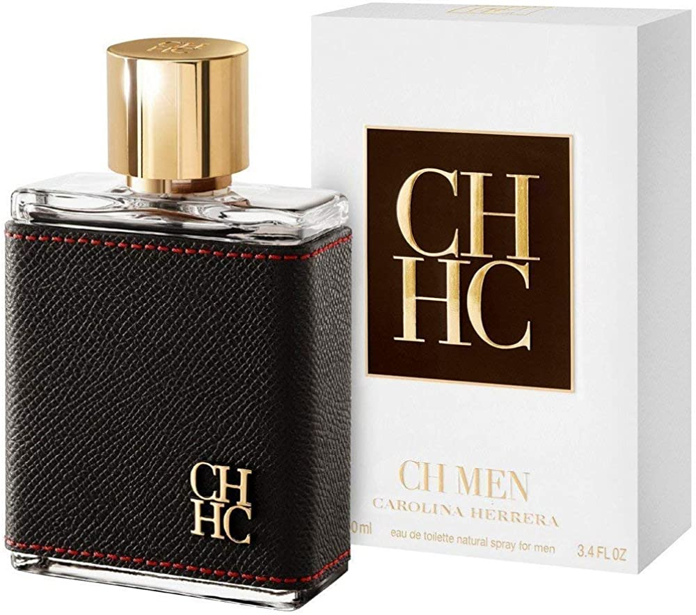 Carolina herrera ch men,eau de toilette,profumo per uomo,100 ml CAROLINA-65026266