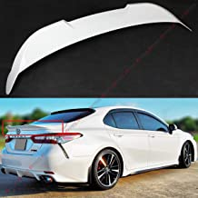 PAINTED FACTORY STYLE SPOILER fits the 2018 2019 TOYOTA CAMRY