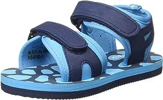 Chalk by Pantaloons Boy's Blue Outdoor Sandals-9.5 Kids UK (28 EU) (880000982)