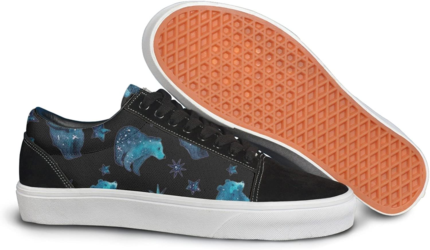 Bear Stars Galaxy Bears Women Casual shoes Footwear Slip On News Gym